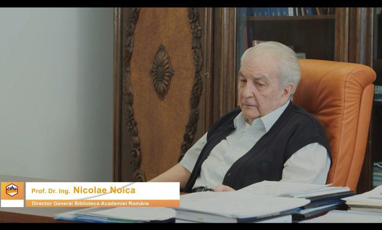 Nicolae Noica - proiecte infrastructura- interviu- printscreen