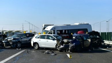 infrastructura accidente victime