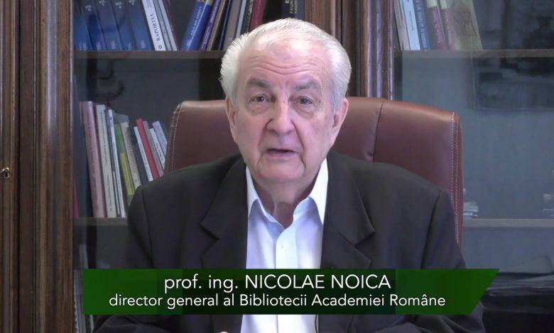 Primul specialist in calitate de ministru a fost numit de Carol I - Nicolae Noica - Foto